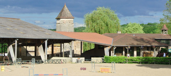 accueil centre equitation laize